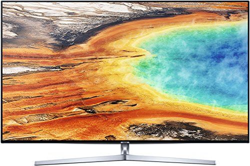 photo Wallpaper of Samsung-Samsung MU8009 189 Cm (75 Zoll) Fernseher (Ultra HD, Twin Tuner, HDR 1000, Smart-Silber