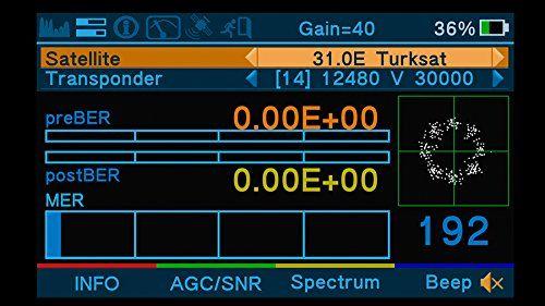 photo Wallpaper of froggit-Profi Satfinder DR. HD 1000s+ (New Version) DVB S DVB-