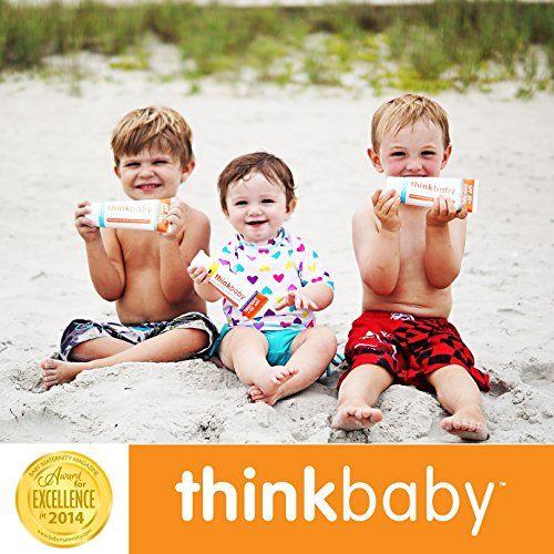 photo Wallpaper of thinksport-ThinkSport Protector Solar Seguro Para Niños SPF 50+ 177 Ml (6 Oz)-