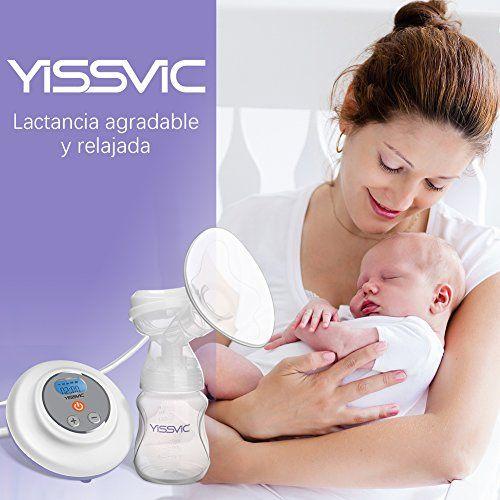 photo Wallpaper of Yissvic-YISSVIC Sacaleches Eléctrico Extractor De Leche Eléctrico Inteligente Con Funcción De Masaje-