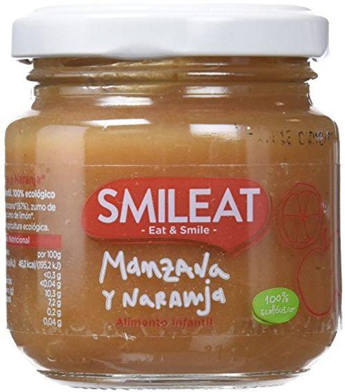 photo Wallpaper of Smileat-Smileat Tarrito De Manzana Y Naranja Ecológica   Paquete De-