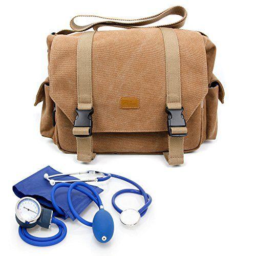photo Wallpaper of DURAGADGET-DURAGADGET Tasche Für Erste Hilfe Ausrüstung, Für Ärzte / Rettungsassistenten / Krankenpfleger-Bolso Braun