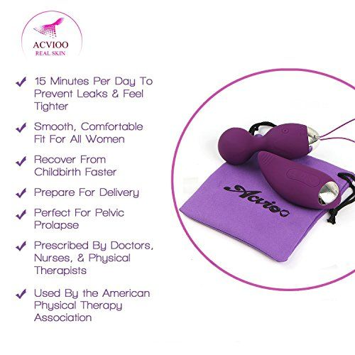 photo Wallpaper of ACVIOO-ACVIOO® Bolas Chinas Suelo Pelvico De La Salud Kegel Bolas Impermeable De Silicona-Bolas Chinas