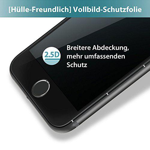 photo Wallpaper of Klearlook-Apple IPhone 7 8 Panzerglas, Klearlook Privacy Glasfolie, Blickschutz, Anti Spy, Für-Diamantschwarz [Anti-Spy]