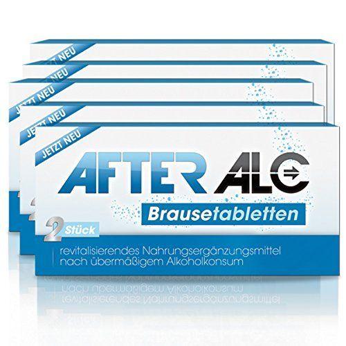 photo Wallpaper of AFTERALC-AfterAlc En Un Práctico Paquete De 5 Cajas (5x2 Pastillas Efervescentes)-