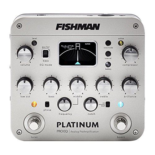 photo Wallpaper of FISHMAN-Fishman Platinum Pro EQ-