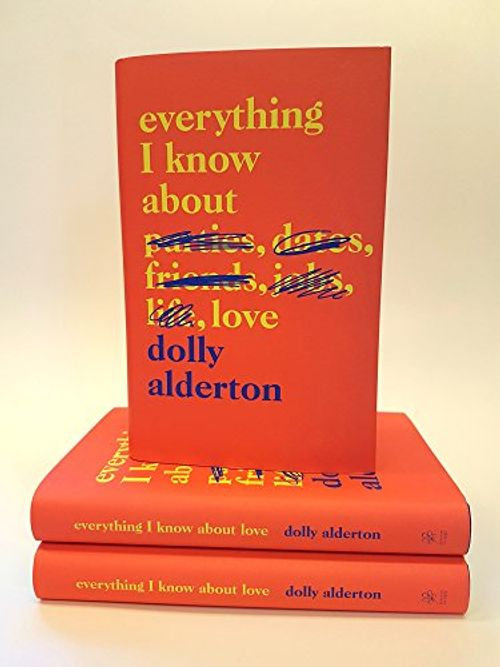 photo Wallpaper of -Everything I Know About Love: The Sunday Times Top 5 Bestseller-