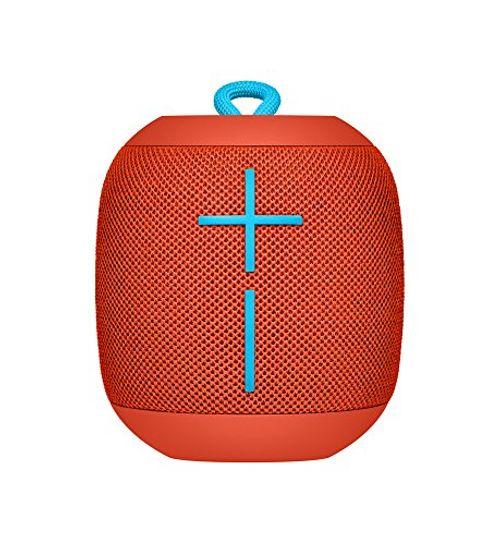photo Wallpaper of Ultimate Ears-Ultimate Ears 984 000853 WonderBoom Bluetooth Lautsprecher (wasserdichter 360° Sound)   Feuerball-Feuerball Rot