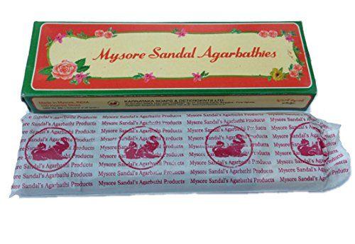 photo Wallpaper of Mysore-Mysore Sandelholz Räucherstäbchen Agarbathies 300Sticks (3x 100)-