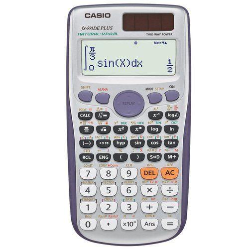 photo Wallpaper of Casio-Casio FX991ES Plus Dual Powered Wissenschaftlicher Taschenrechner-dunkelgrau