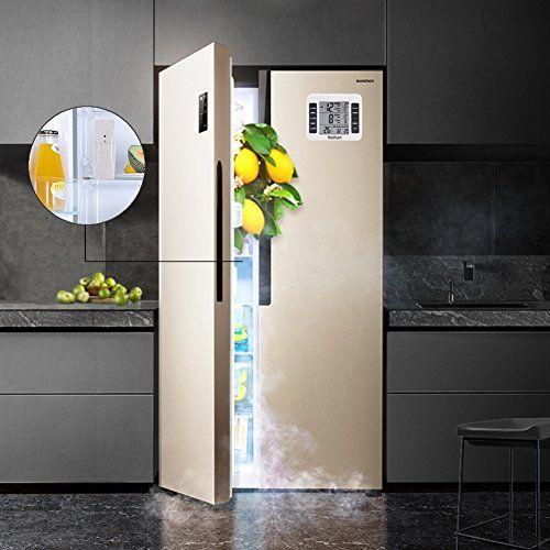 photo Wallpaper of NeKan-Thermometer Digital Innen NeKan Kühlschrankthermometer Wasserdicht Gefrierschrank Mit Gut Lesbarem LCD-thermometer-w5