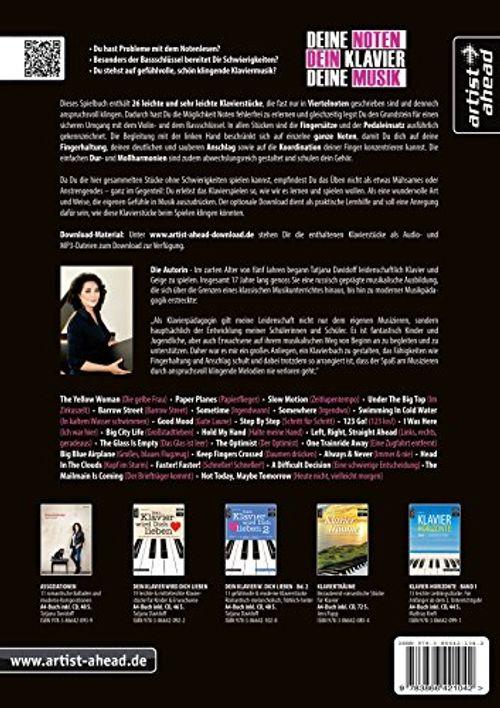 photo Wallpaper of Artist Ahead-Deine Noten, Dein Klavier, Deine Musik: 26 Leichte Und Sehr-