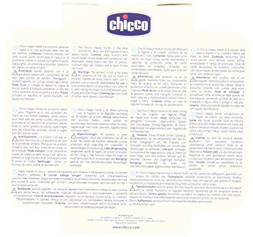 photo Wallpaper of Chicco-Chicco 00010019000000 Boy   Neceser Para Manicura De Bebé, Azul-Azul
