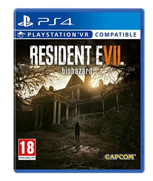 photo Wallpaper of Capcom-Resident Evil 7: Biohazard – VR Compatible (PS4)-