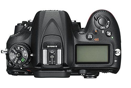 photo Wallpaper of Nikon-Nikon D7200 SLR Digitalkamera (24 Megapixel, 8 Cm (3,2 Zoll)-Schwarz