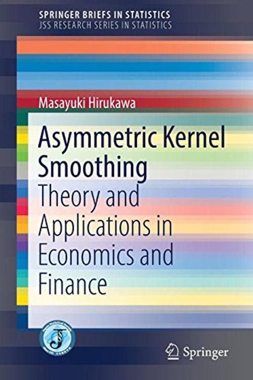 photo Wallpaper of -Asymmetric Kernel Smoothing: Theory And Applications In Economics And Finance (SpringerBriefs In Statistics)-