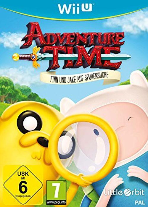 photo Wallpaper of Bandai Namco Entertainment-Adventure Time   Finn Und Jake Auf Spurensuche   [Nintendo-