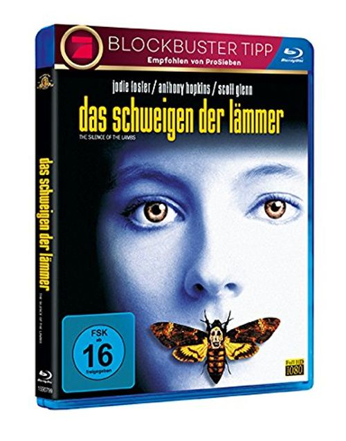 photo Wallpaper of Fox-Das Schweigen Der Lämmer [Blu Ray]-
