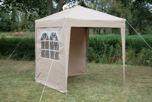 photo Wallpaper of AirWave-Airwave Pop Up Pavillon, 2 x 2 m, Beige-beige