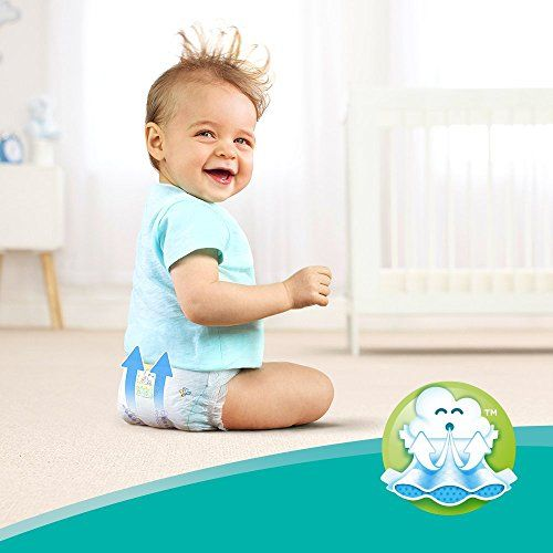 photo Wallpaper of Pampers-Pampers Baby Dry   Pañales Para Bebés, Talla 3-