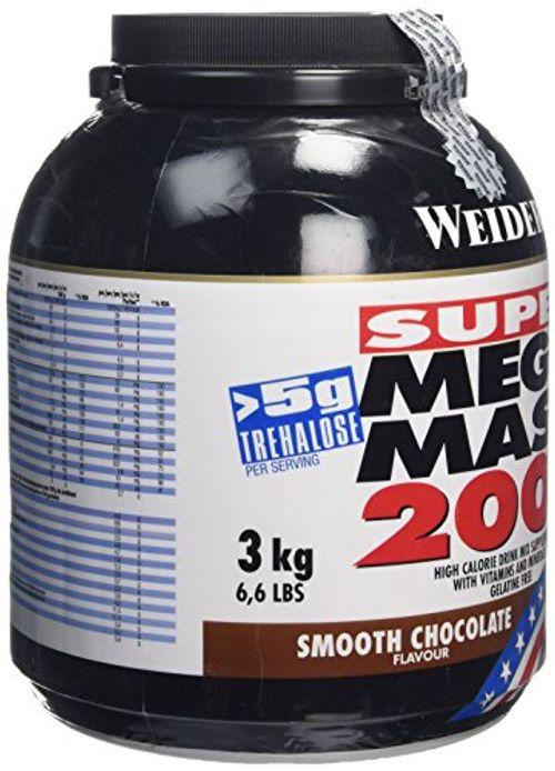 photo Wallpaper of Weider-Weider Mega Mass 2000 Chocolate   3000 Gr-Chocolate (Chocolat)