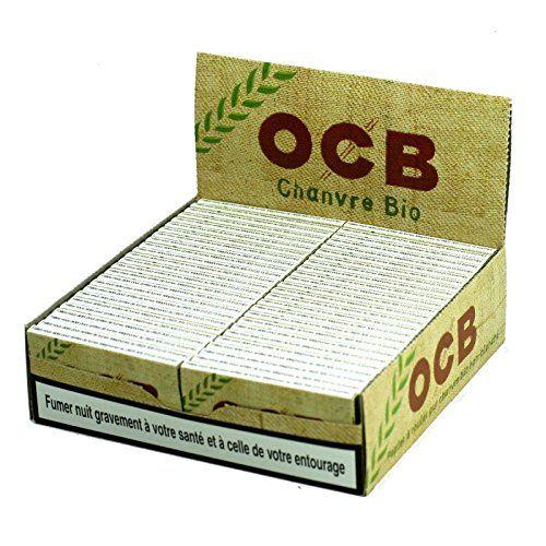 photo Wallpaper of OCB-OCB   50 Cajas De Papel De Fumar De Cáñamo Natural-
