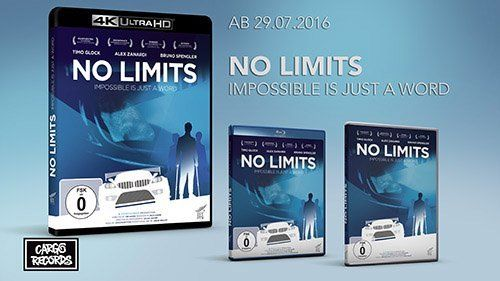 photo Wallpaper of -No Limits   Impossible Is Just A Word [Blu Ray]-