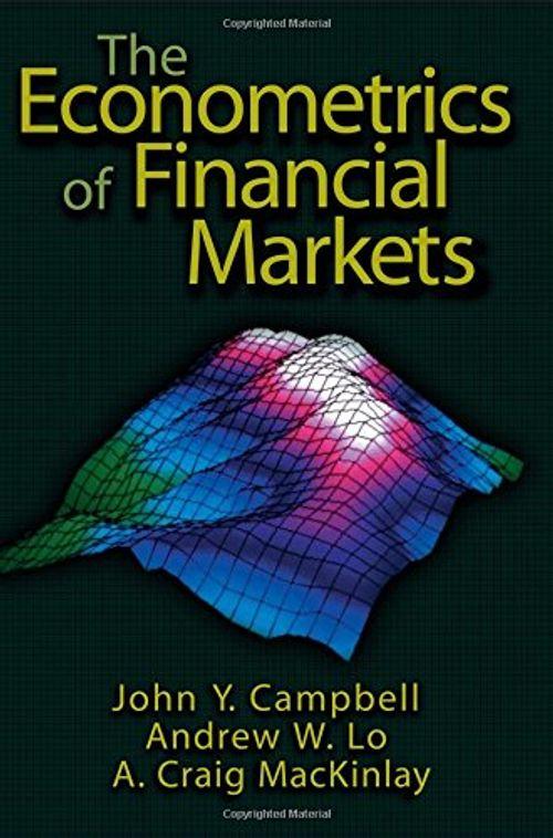 photo Wallpaper of -Econometrics Of Financial Markets-