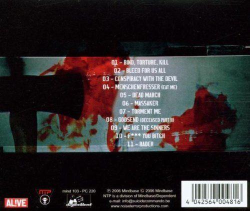 photo Wallpaper of -Bind,Torture,Kill-