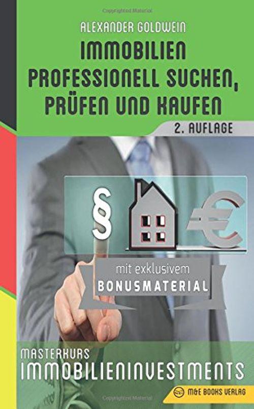 photo Wallpaper of -Immobilien Professionell Suchen, Prüfen Und Kaufen: Masterkurs Immobilieninvestments-