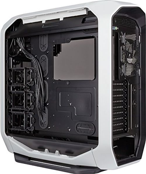 photo Wallpaper of Corsair-Corsair Graphite Series 780T PC Gehäuse (Seitenfenster Full Tower ATX Performance LED,-Weiß