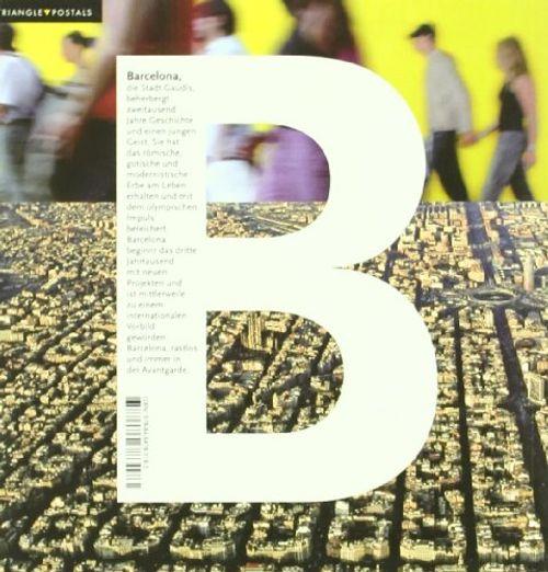 photo Wallpaper of -Barcelona Die Stadt Gaudís (Sèrie 4, Band 1)-