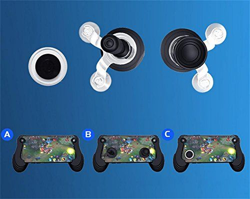 photo Wallpaper of QHB-QHB Mobile Game Controller, Teleskopische Wireless Game Controllers (F¨¹r Android-