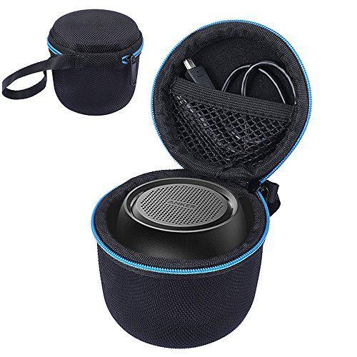 photo Wallpaper of Unbekannt-Tasche Für Anker SoundCore Mini Super Mobiler Bluetooth Lautsprecher Speaker,-Schwarz