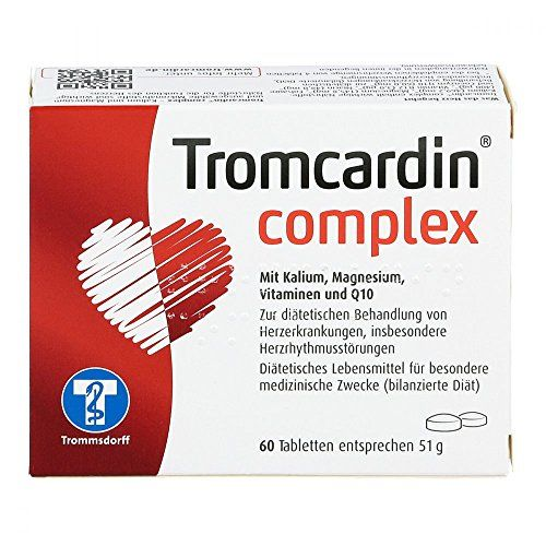 photo Wallpaper of Trommsdorff GmbH & Co. KG-Tromcardin Complex Tabletten 60 Stk-