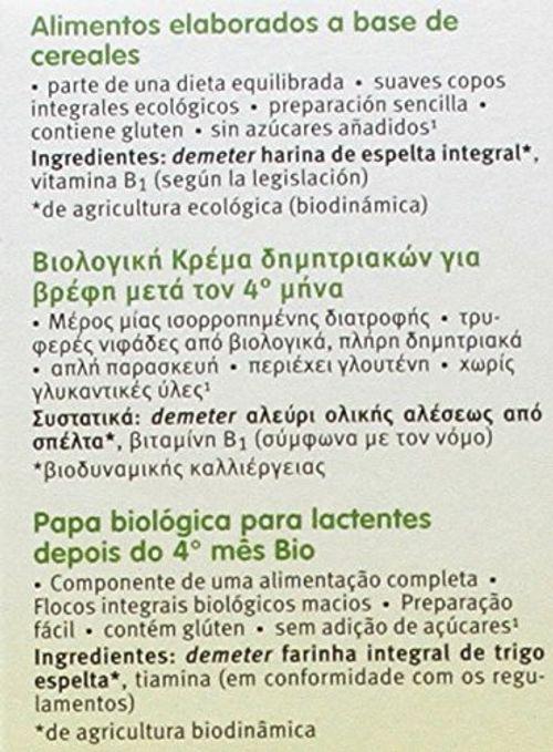 photo Wallpaper of HOLLE-Holle Papilla De Espelta (+4 Meses)   Paquete De 6 X-