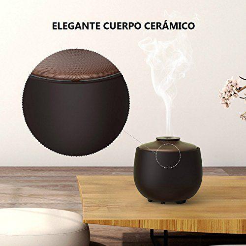 photo Wallpaper of Excelvan-Excelvan X021   240ml Difusor De Aromas, Humidificador Aromaterapia,-