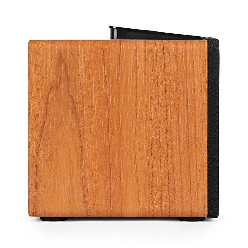 photo Wallpaper of auna-Auna • Princeton • Design 2.1 Bluetooth Lautsprecher • Bluetooth Reichweite Bis-braun