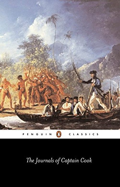 photo Wallpaper of -The Journals Of Captain Cook (Penguin Classics)-