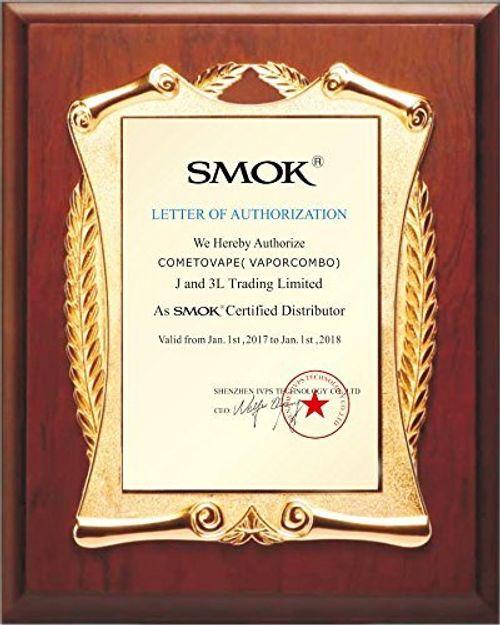photo Wallpaper of Smok-AUTÉNTICO SMOK ALIEN KIT 220W Con 2 X EFEST 3000 MAh Batería Cigarrillo Electrónico-negro