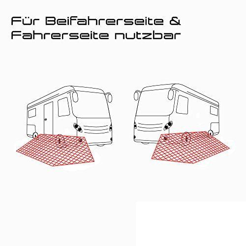 photo Wallpaper of CaraWarn-CaraWarn Toter Winkel Assistent Und Seitenwarnsystem | Speziell Für Wohnmobile Mit Einer 24-Schwarz