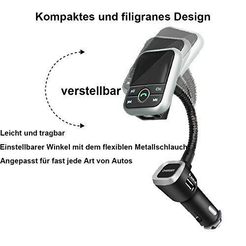 photo Wallpaper of VersionTech-FM Transmitter Bluetooth VersionTech Radio Adapter Wireless Car Kit Mit-