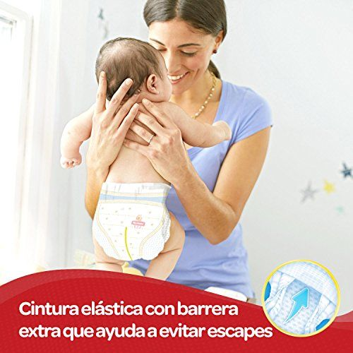 photo Wallpaper of Huggies-Huggies Newborn Pañales Recién Nacido Talla 2 (3 6 Kg)   210-Weiss