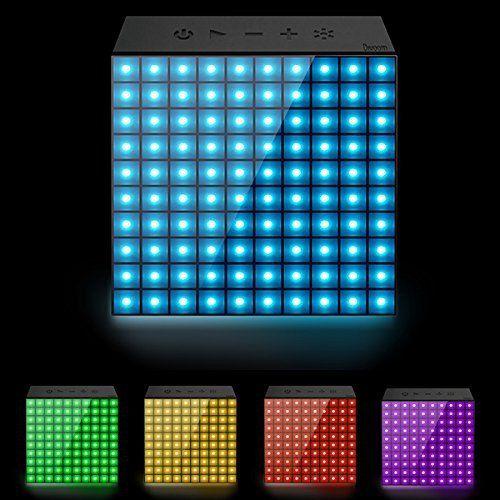 photo Wallpaper of Divoom-Mini Bluetooth Lautsprecher, ELEGIANT Tragbar Bluetooth 4.0 Stereo Lautsprecher Mit-
