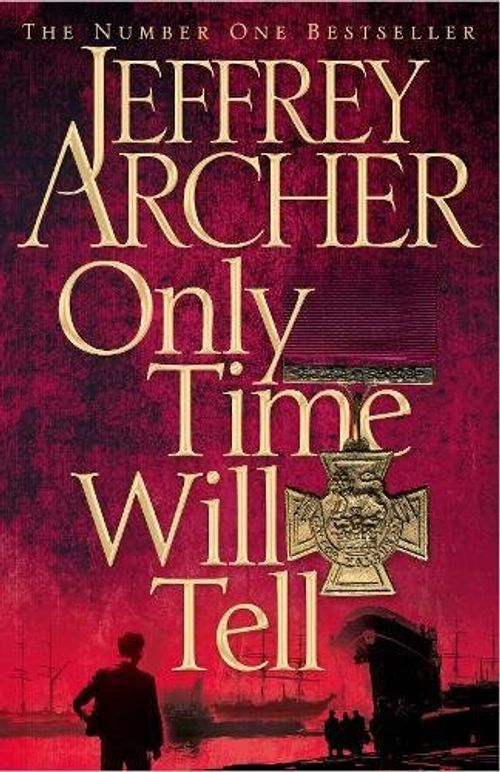 photo Wallpaper of Macmillan Publishers International-Only Time Will Tell (The Clifton Chronicles, Band 1)-