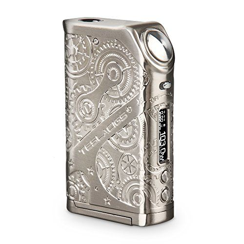 photo Wallpaper of -Teslacig® Nano 120W E Cigarrillo Vape E Cigarrillo Vape Mod Kit De Caja-