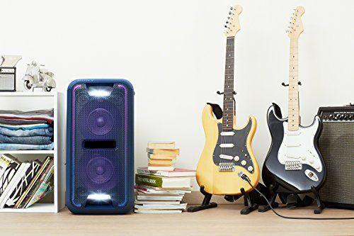 photo Wallpaper of Sony-Sony GTK XB7 Leistungsstarkes One Box Party Soundsystem (470 Watt Ausgangsleistung, Extra-blau