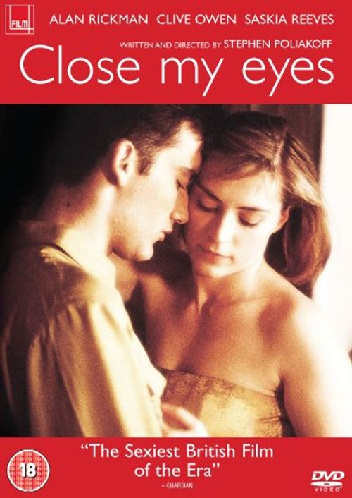 photo Wallpaper of -Close My Eyes [UK Import]-