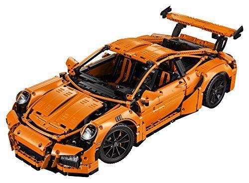 photo Wallpaper of LEGO-LEGO Technic 42056   Porsche 911 GT3 RS-Bunt