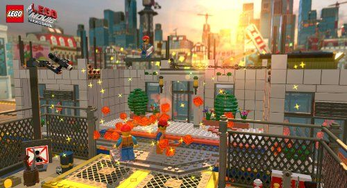 photo Wallpaper of Warner Bros.-The LEGO Movie Videogame   [PlayStation 4]-